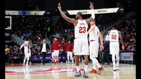 Best of the Cleveland Cavaliers' 10-Game Winning Streak