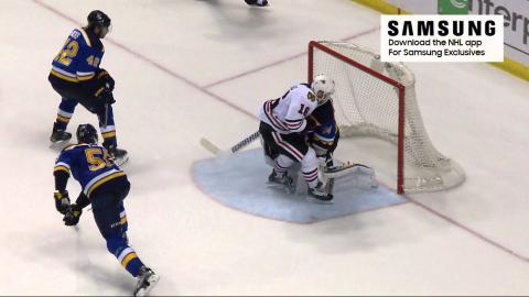 Situation Room: Ladd interferes in overtime