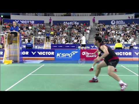 Play Of The Day | Badminton SF – Victor Korea Open 2015