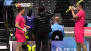 SF - 2015 Skycity New Zealand Open - Markis Kido/Pia Zebadiah Vs Yu Xiaoyu/ Xia Huan