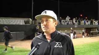 Recap: Army West Point Baseball Vs. Air Force 5-1-15