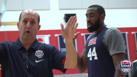 Sights And Sounds: 2017 USA AmeriCup Team