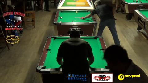 #2 - C. SENN vs C. 'Hillbilly' BRYANT - Norris 8-Ball • 2017