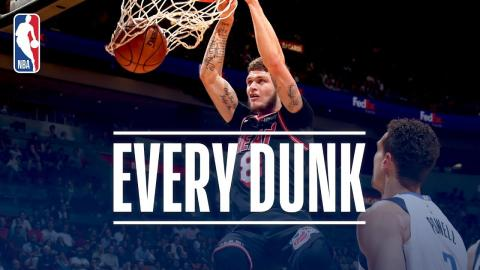 DeMarcus Cousins, Larry Nance Jr., and Every Dunk From Friday Night | December 22, 2017