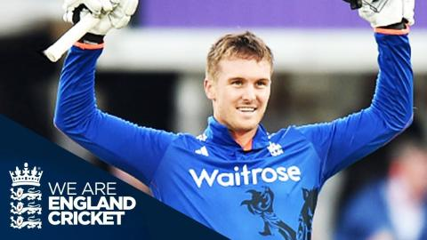 Jason Roy's Sensational 162 v Sri Lanka 2016 - Highlights
