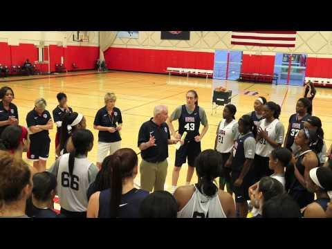 Joe McKeown speaks about 2015 USA Women's World University Games Roster