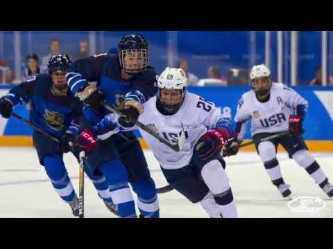 2018 Winter Olympics: U.S. Women's Team Prepares For Semis