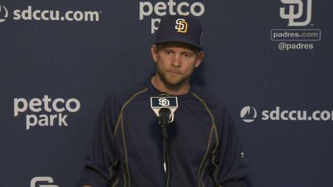 PIT@SD: Andy Green discusses getting ejected