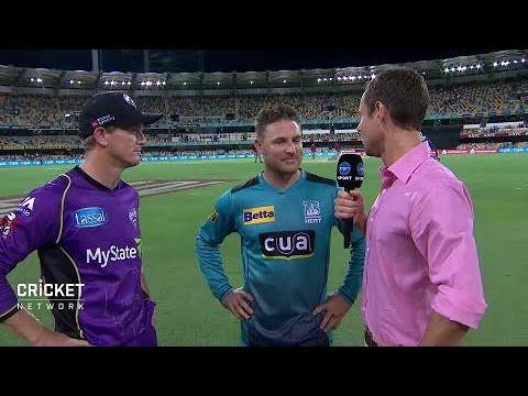 Opposing skippers discuss controversial decision