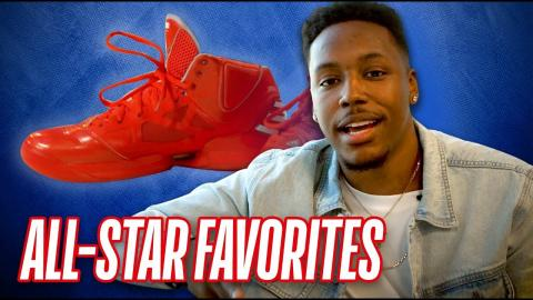 BULL1TRC's Favorite Sneakers From NBA All-Star History