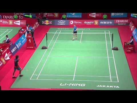 TOTAL BWF World Championships 2015 | Badminton Day 1 R64 - Highlights 2