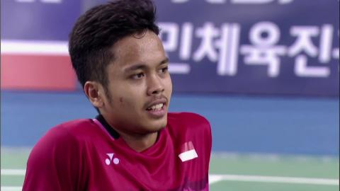 Badminton Unlimited | Anthony Sinisuka Ginting - Men's Singles (Indonesia)