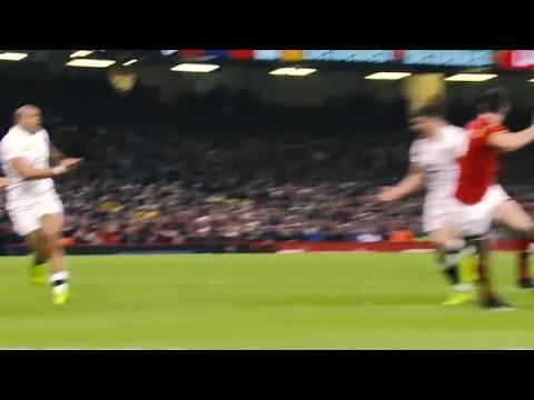 O2 Inside Line: Wales v England match wrap