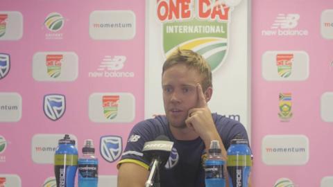 De Villiers hopeful Wanderers pitch will not aid Sri Lanka