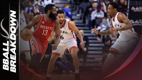 How The Best NBA Offenses Attack
