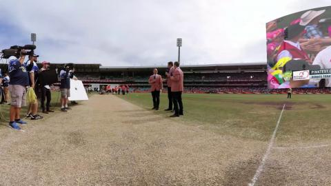 360: Jane McGrath Day at the SCG