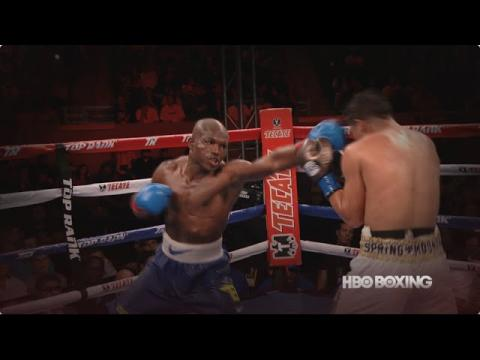 Tim Bradley vs. Jessie Vargas: HBO World Championship Boxing Highlights
