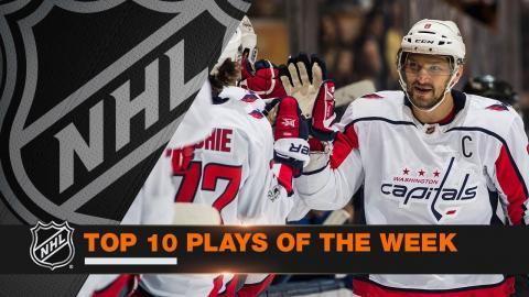 Top 10 Plays from Week 8