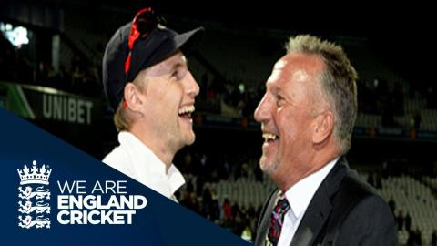 Root On Stuart Broad Surpassing Ian Botham's Record - England v West Indies First Test 2017