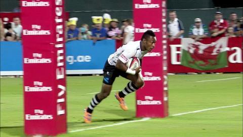 Spotlight: Fiji win first ever Dubai Sevens in 2013