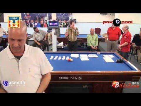 2016 USBA Nationals / #1 - Player's Meeting and Draw