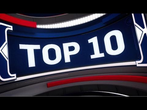 Top 10 Plays From the NBA All-Star Game: February 18, 2018