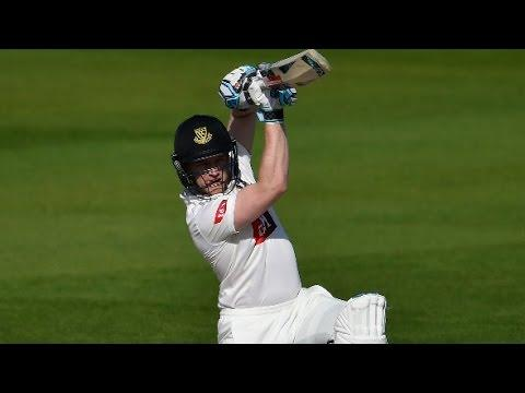 Brown guides Sussex home at Glamorgan - Glam v Sussex, Day Four