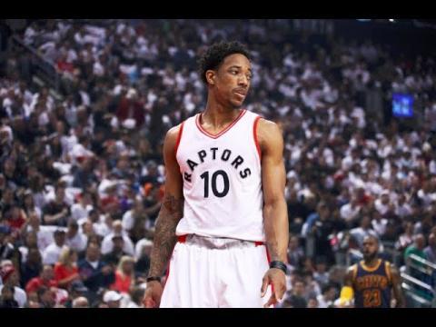 Toronto Raptors' Top 10 Plays of the 2016-2017 NBA Season