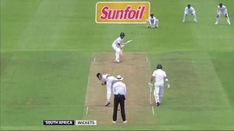 South Africa vs Sri Lanka - 1st Test - Day 1 - SA Wickets
