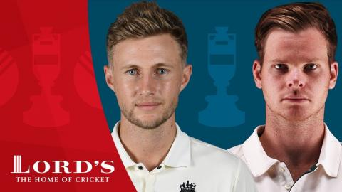 Joe Root vs Steve Smith | Ashes Who's The Greatest?