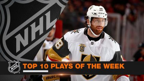 Top 10 Plays from Week 16