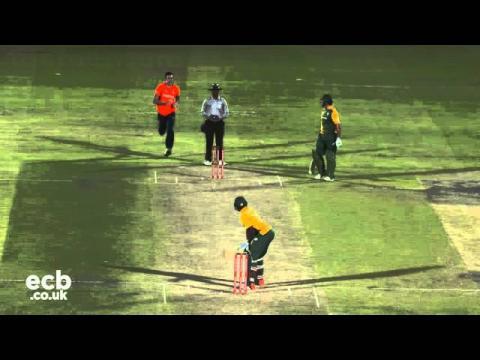 HIGHLIGHTS: England take eight SA A wickets