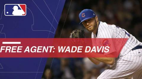 Davis headlines free-agent relievers market
