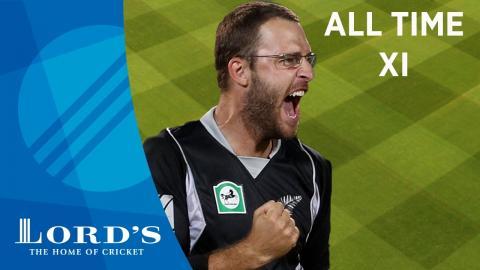 Kohli, Tendulkar & Warne - Daniel Vettori's All Time XI