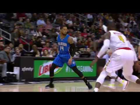 Serge Ibaka's 29 Points Leads Magic to Victory | 12.13.16