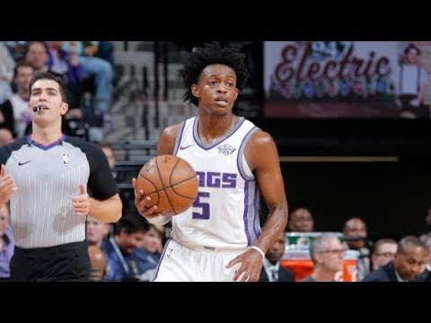 De'Aaron Fox, Devin Booker, and the Best Plays From Tuesday Night | November 28, 2017
