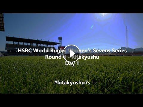 HSBC Women's World Rugby Sevens Series 2019 - Kitakyushu Day
