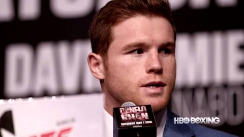 HBO Boxing News: Canelo vs. Khan Final Press Conference Recap