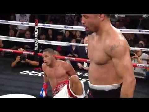 Andre Ward vs Sullivan Barrera: HBO World Championship Boxing Highlights