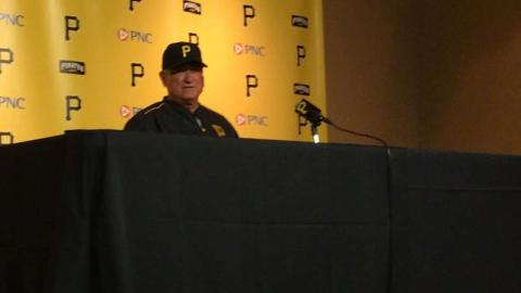 WAS@PIT: Hurdle on Cole, offensive output in 6-1 win