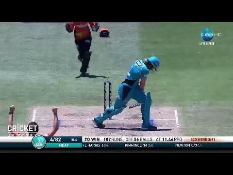 Perth Scorchers v Brisbane Heat, WBBL|03