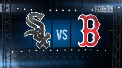 7/27/15: Balanced attack helps White Sox top Red Sox