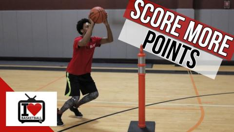 How To: Basketball Moves To Score Easy