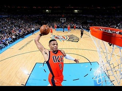 Westbrook Records Triple-Double, Durant Drops Buckets on Miami