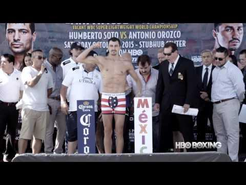 HBO Boxing News: Matthysse and Postol Weigh-In