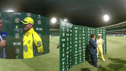 360: Aussies wrap up series win