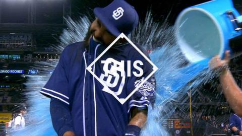 #THIS: Kemp completes first cycle in Padres history