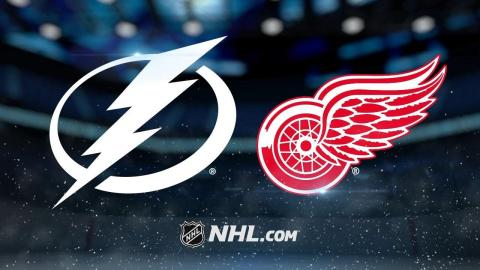 Gourde, Domingue lead Lightning to 5-2 road win