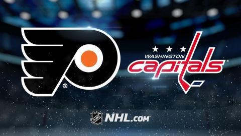 Elliott, Konecny's OT winner push Flyers past Caps