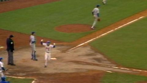 1988 NLCS Gm3: Mookie singles, gives Mets lead in 8th